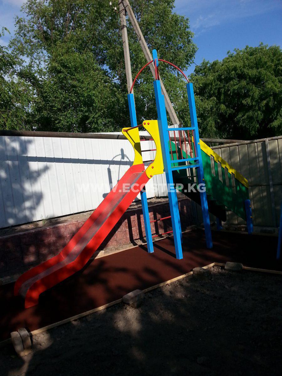 Детская площадка и лестница - 1