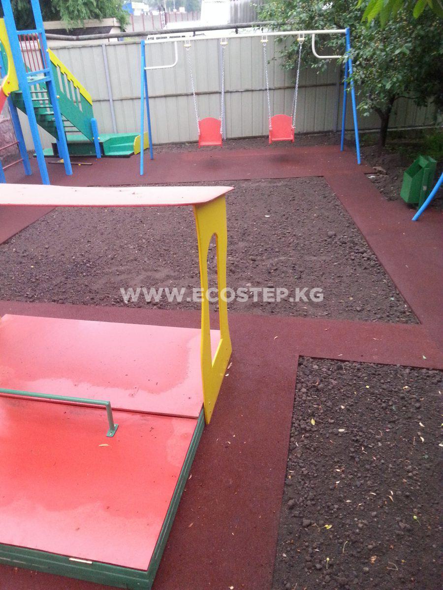 Детская площадка и лестница - 10