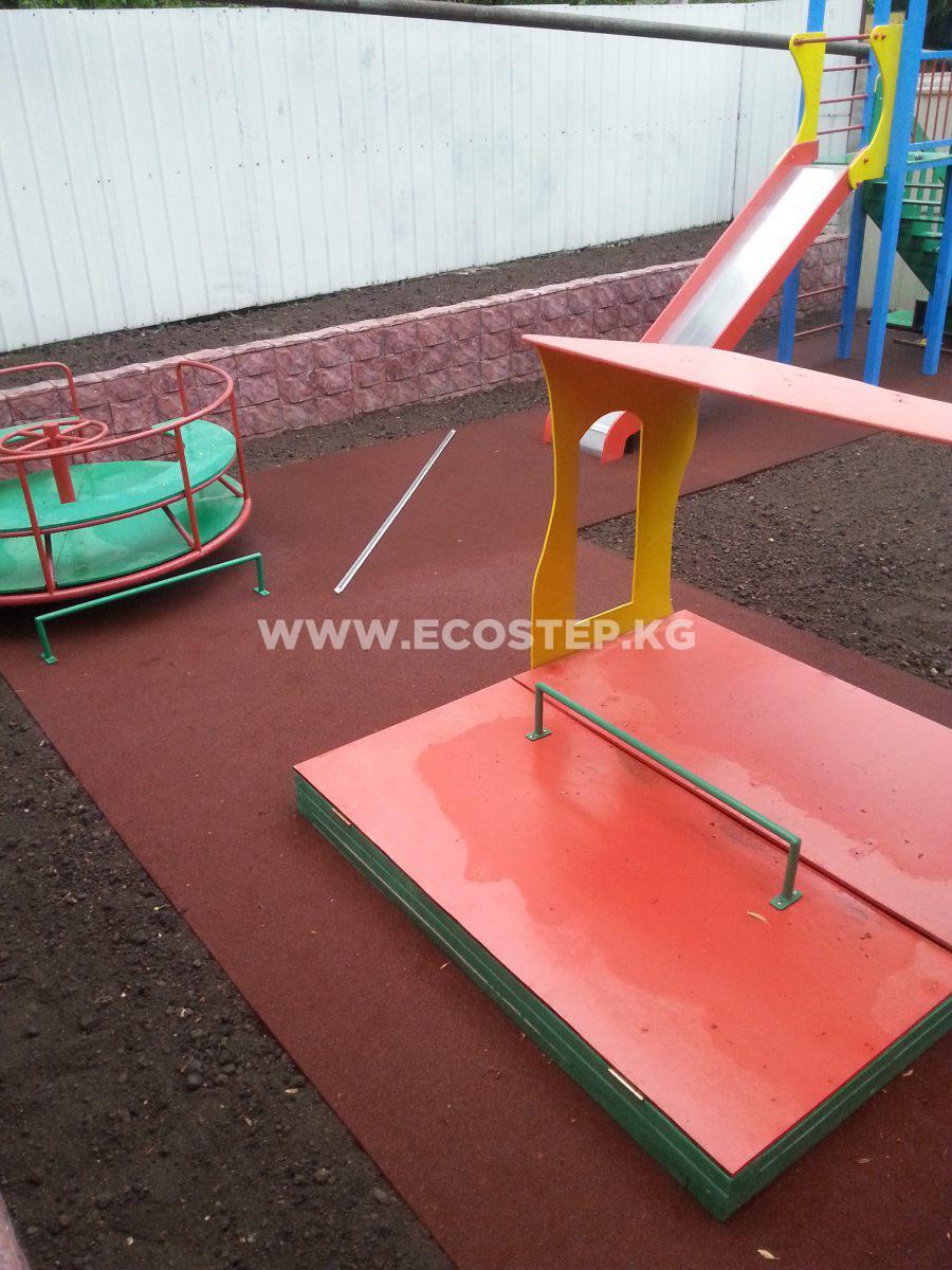 Детская площадка и лестница - 11
