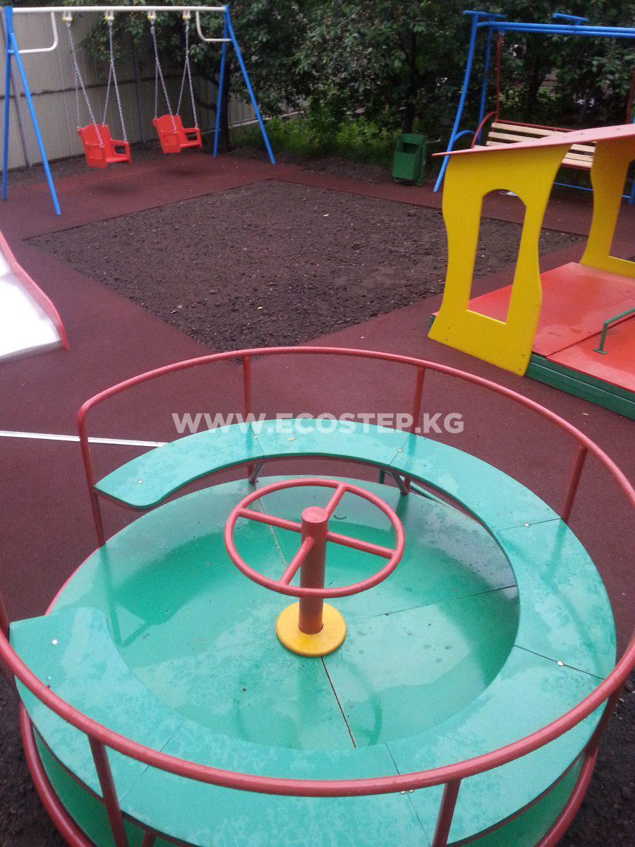 Детская площадка и лестница - 12