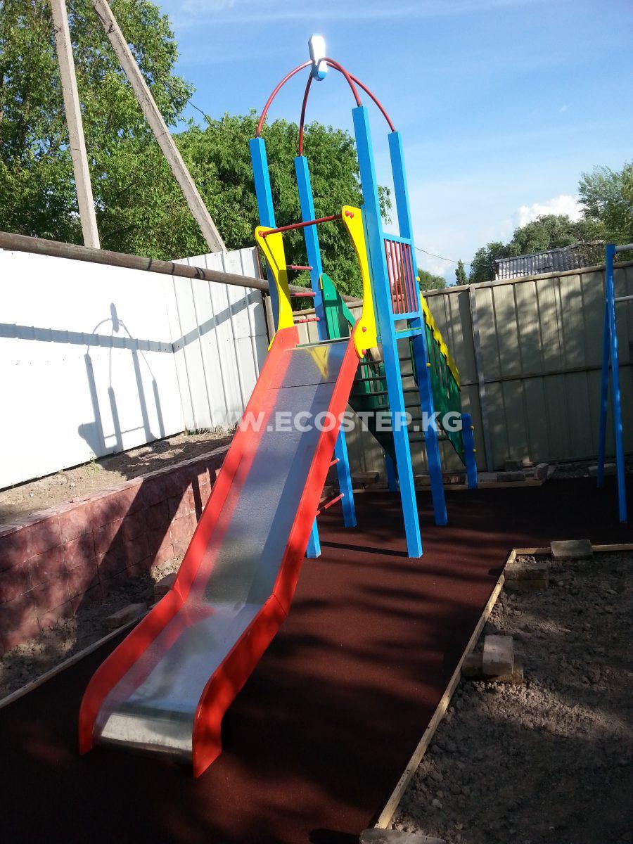 Детская площадка и лестница - 2