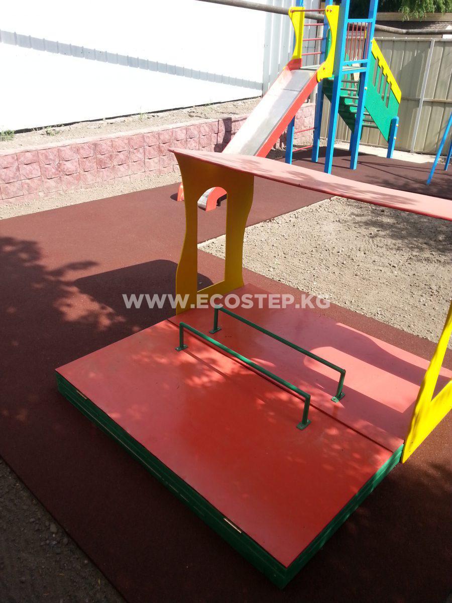 Детская площадка и лестница - 4