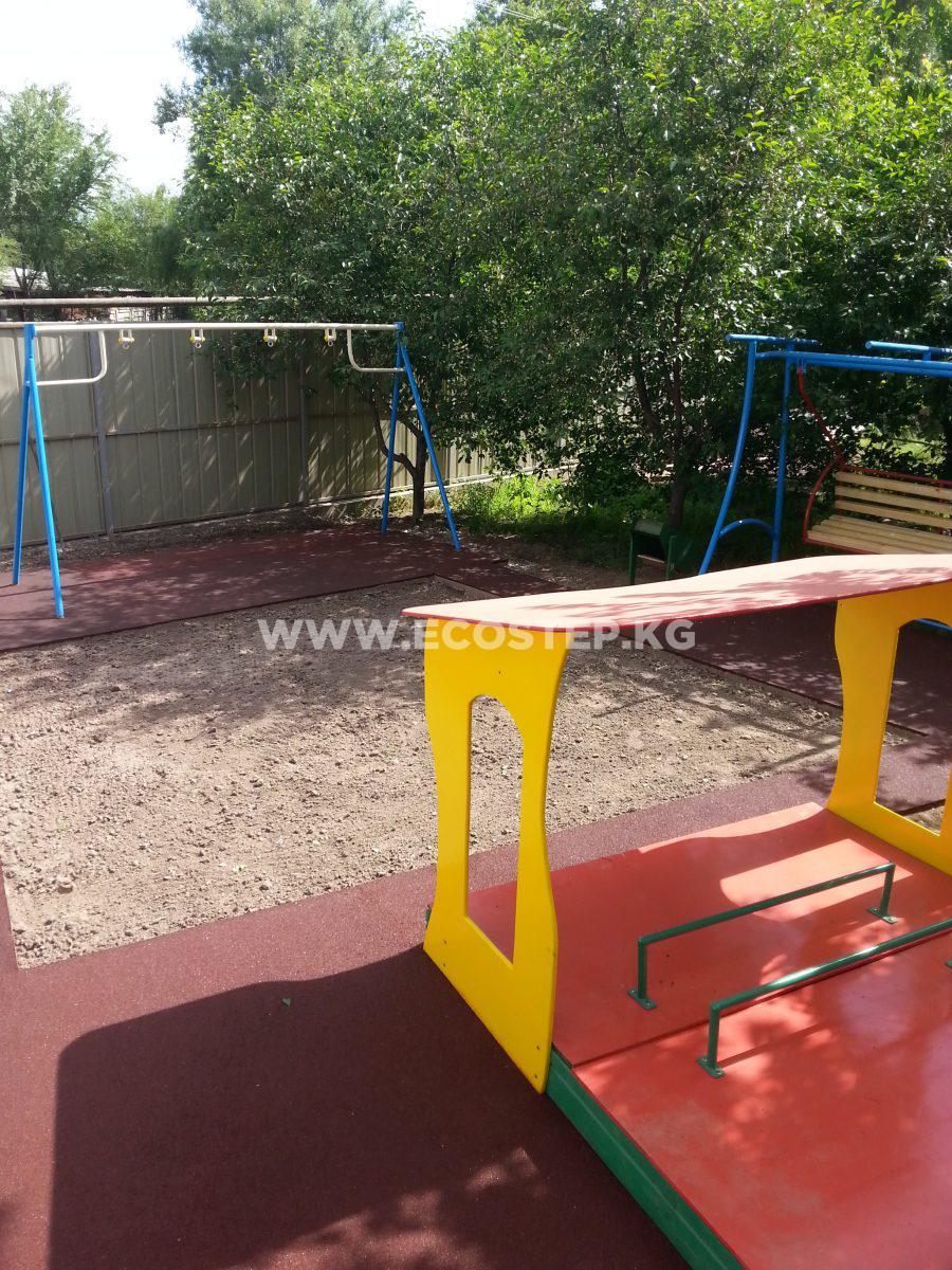 Детская площадка и лестница - 6