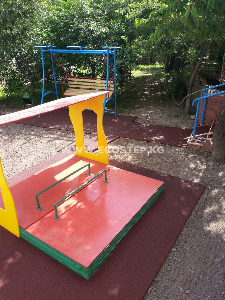 Детская площадка и лестница - 7