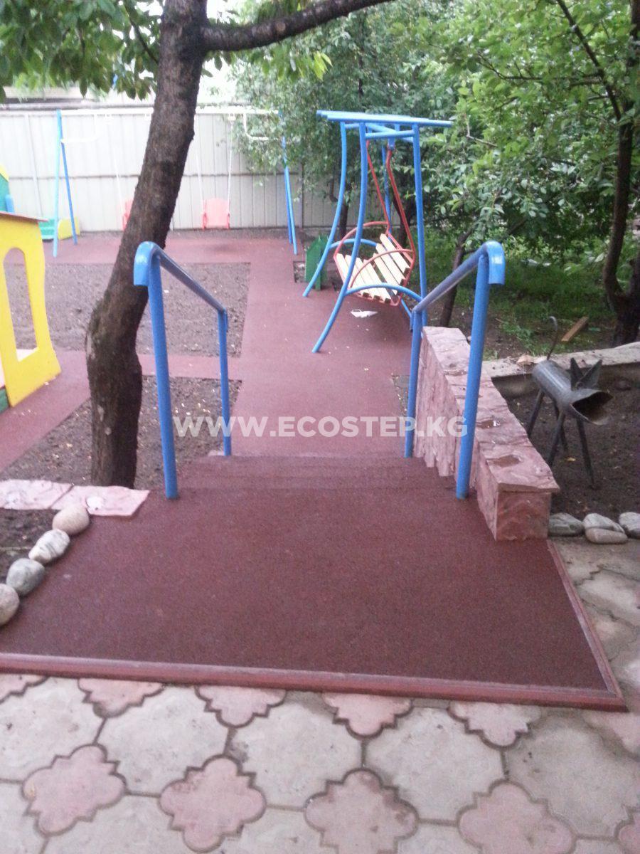 Детская площадка и лестница - 8