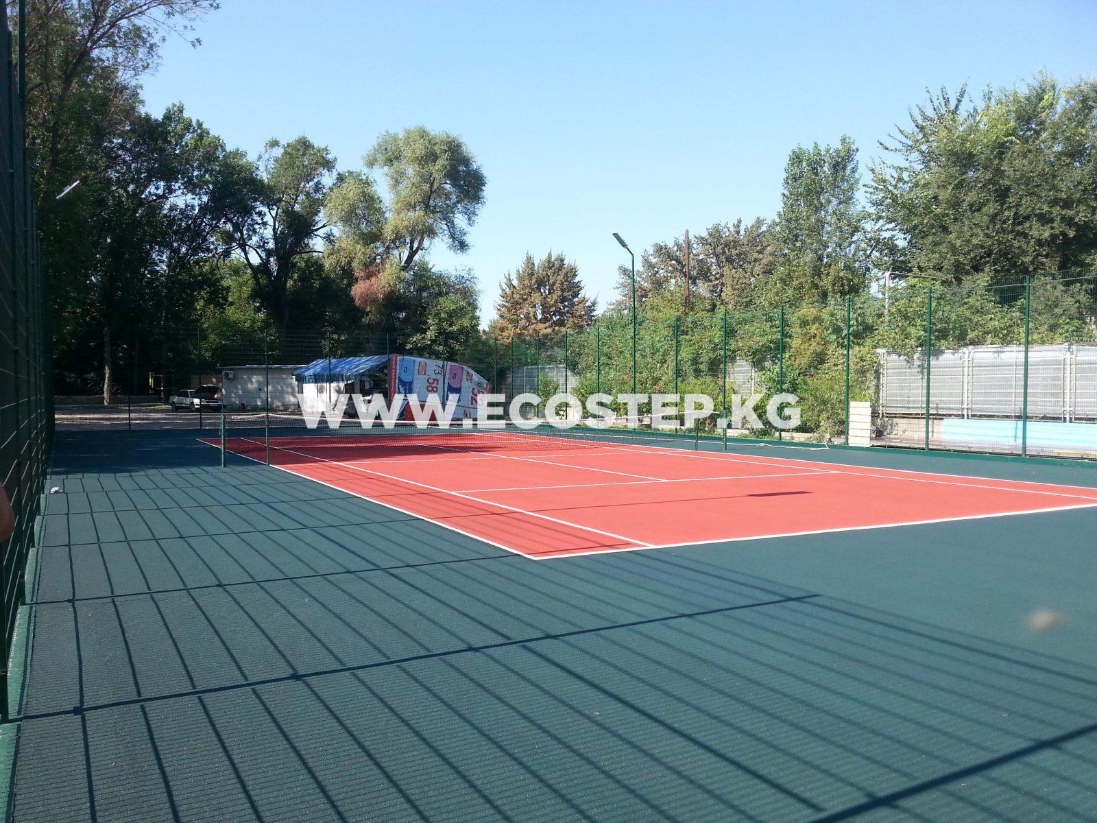 Теннисный корт - 6
