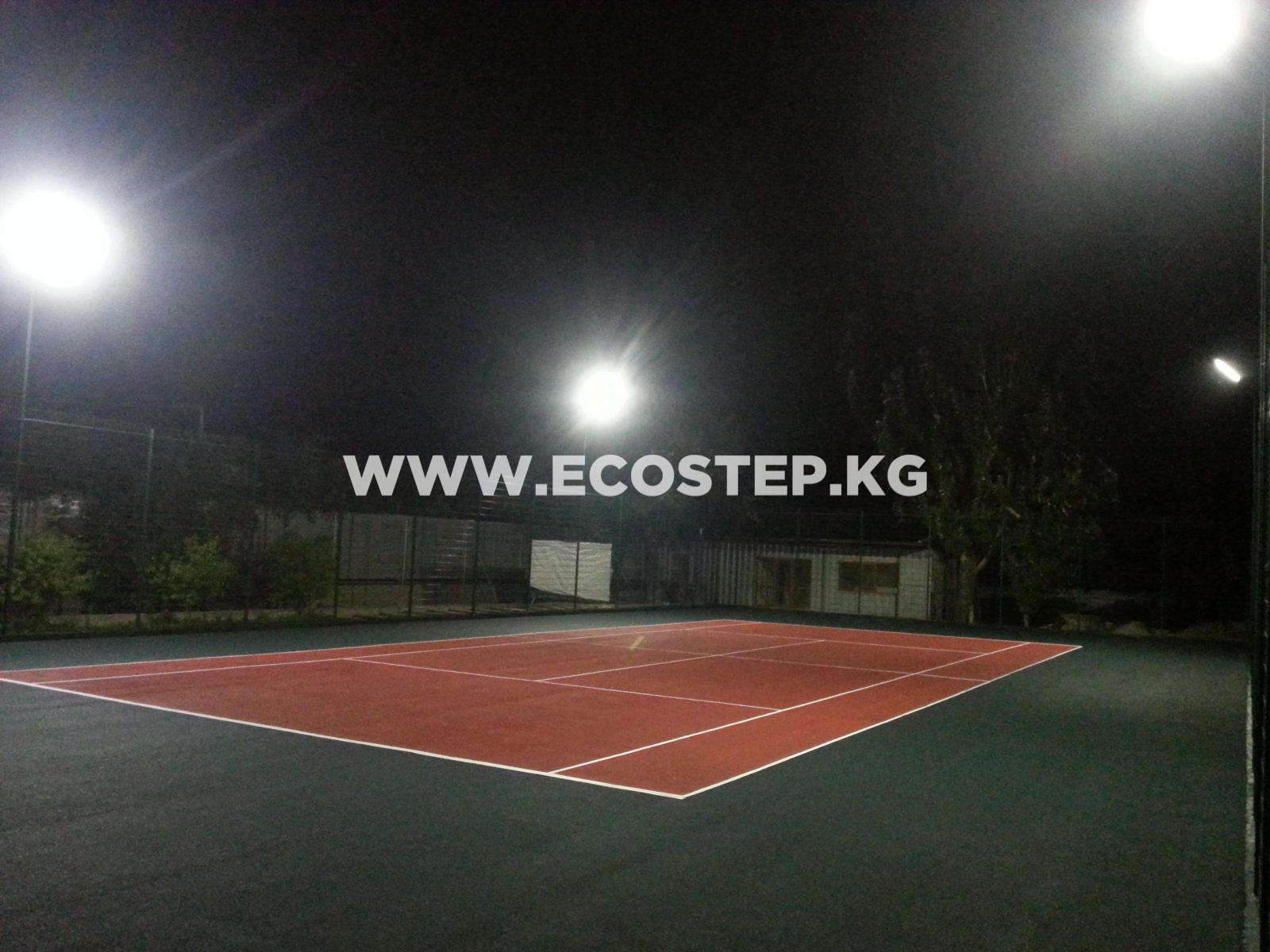 Теннисный корт - 5