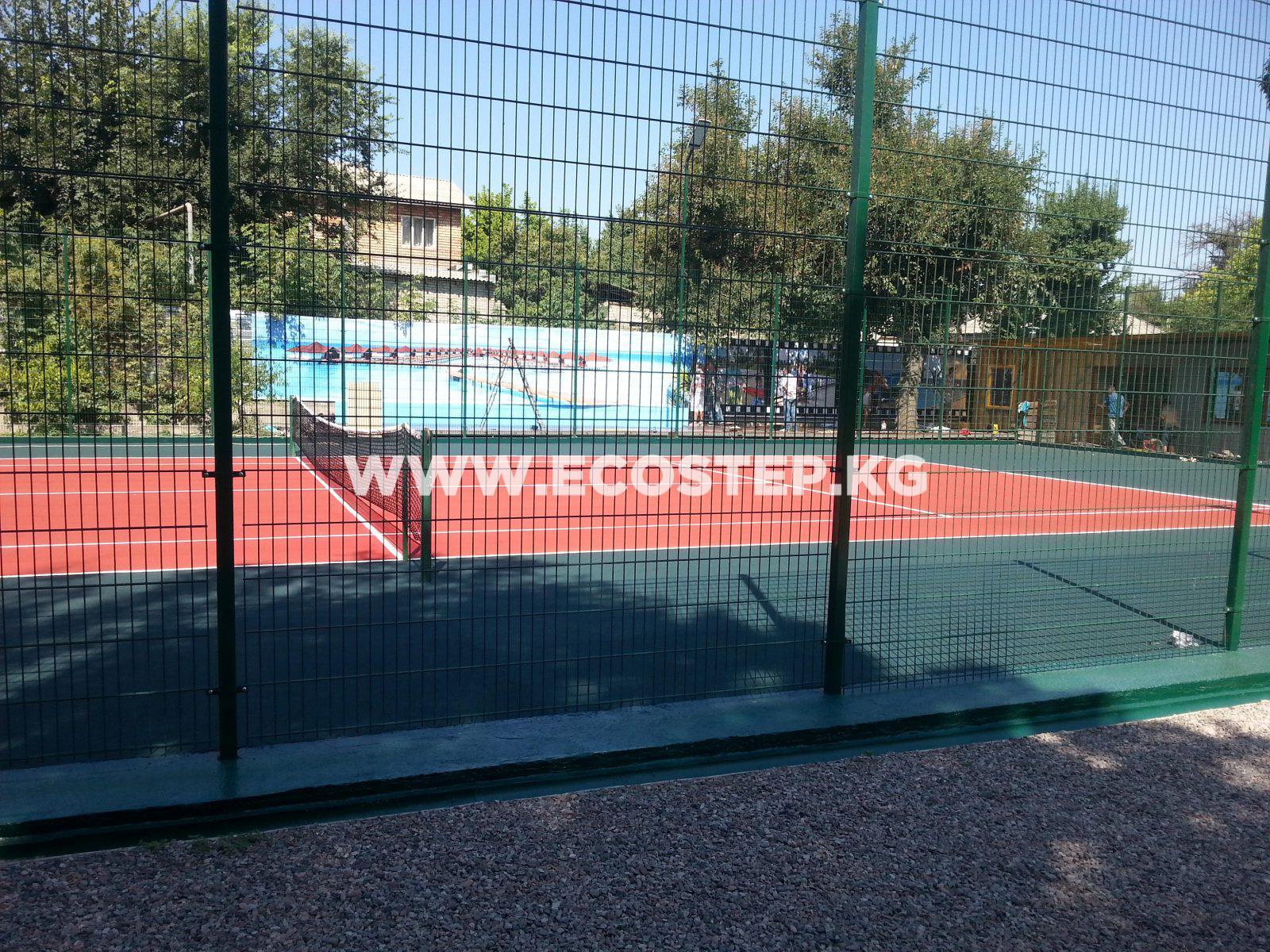 Теннисный корт - 4