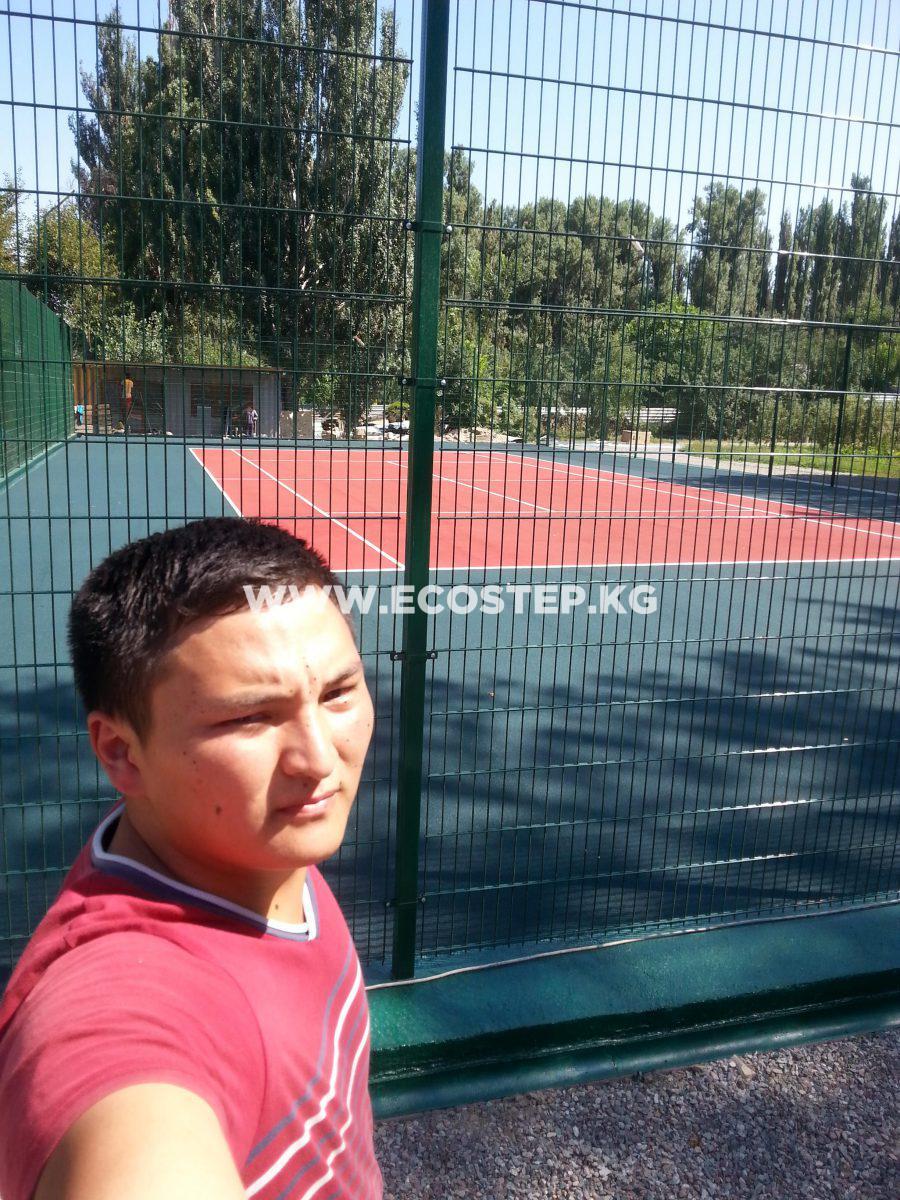 Теннисный корт - 3