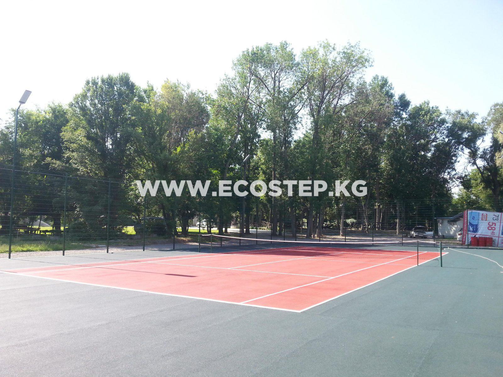 Теннисный корт - 2