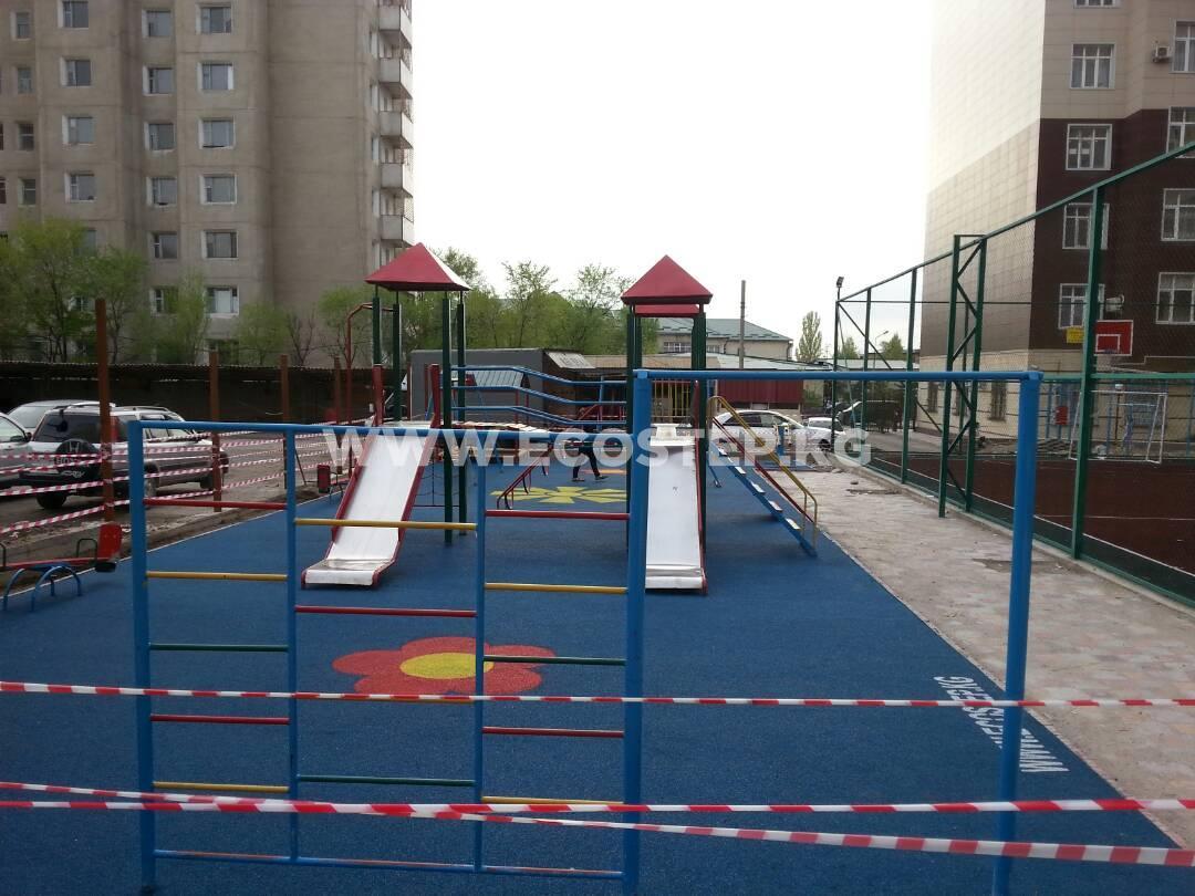 Детская площадка в Мега-Сити 2018 - 9