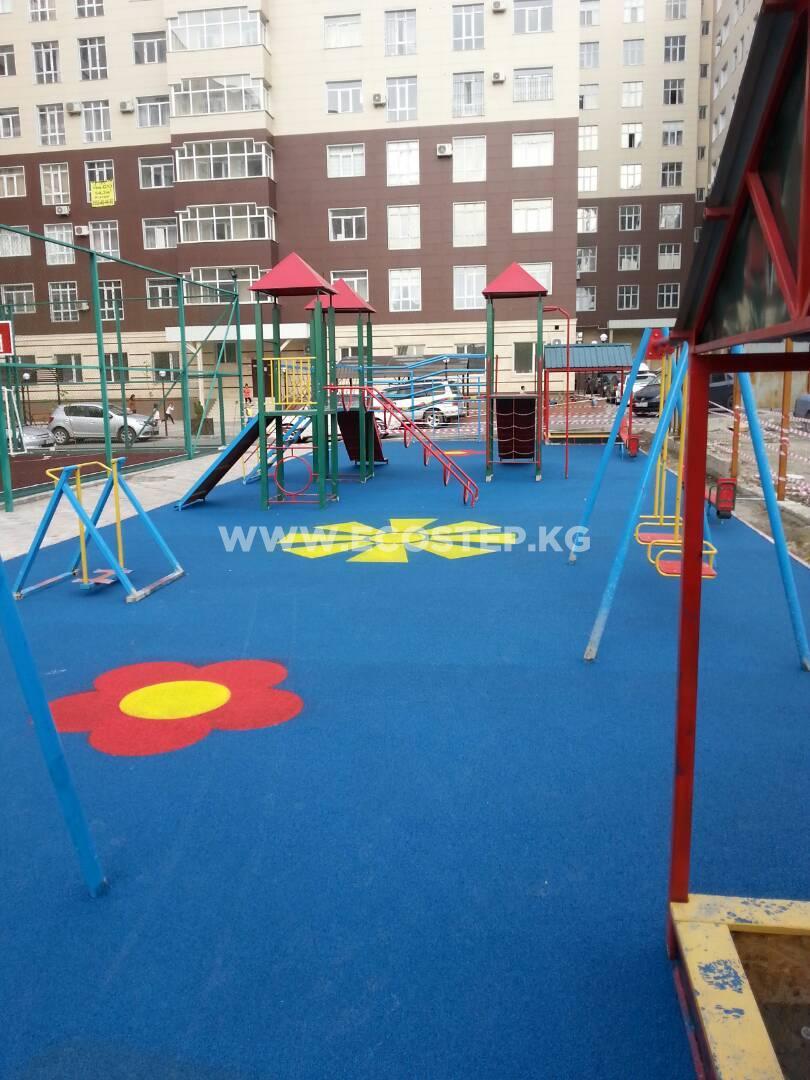 Детская площадка в Мега-Сити 2018 - 5