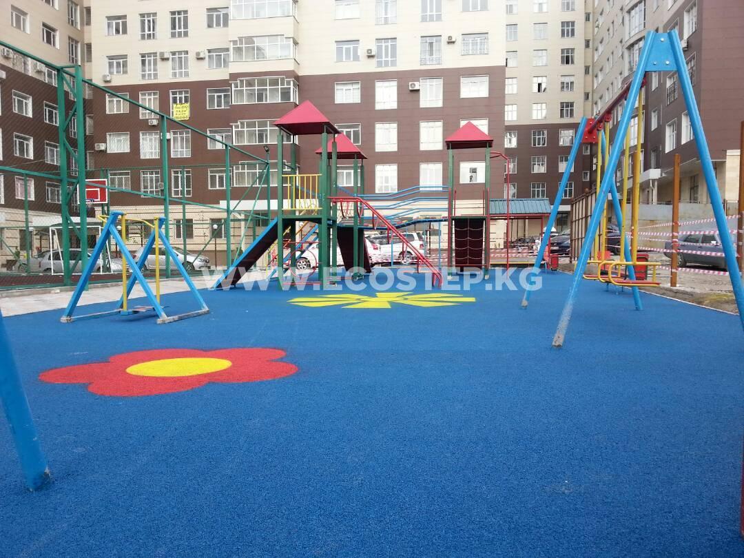 Детская площадка в Мега-Сити 2018 - 1
