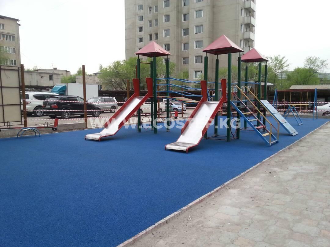 Детская площадка в Мега-Сити 2018 - 6