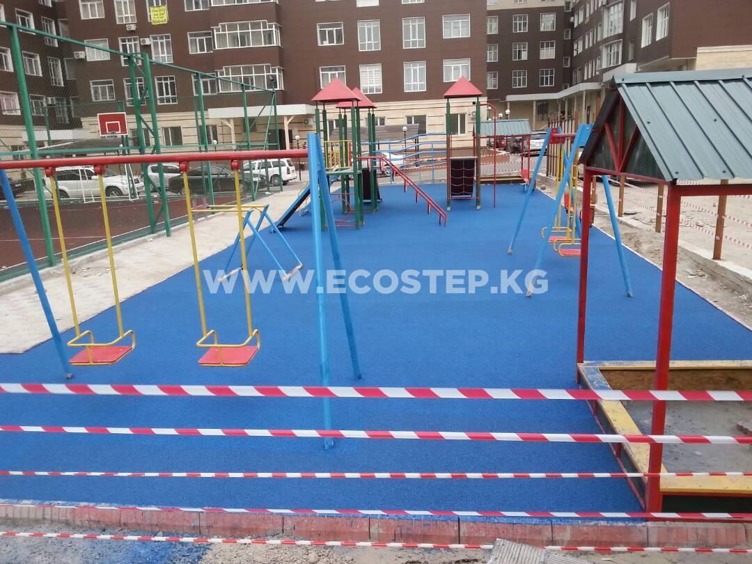 Детская площадка в Мега-Сити 2018 - 7