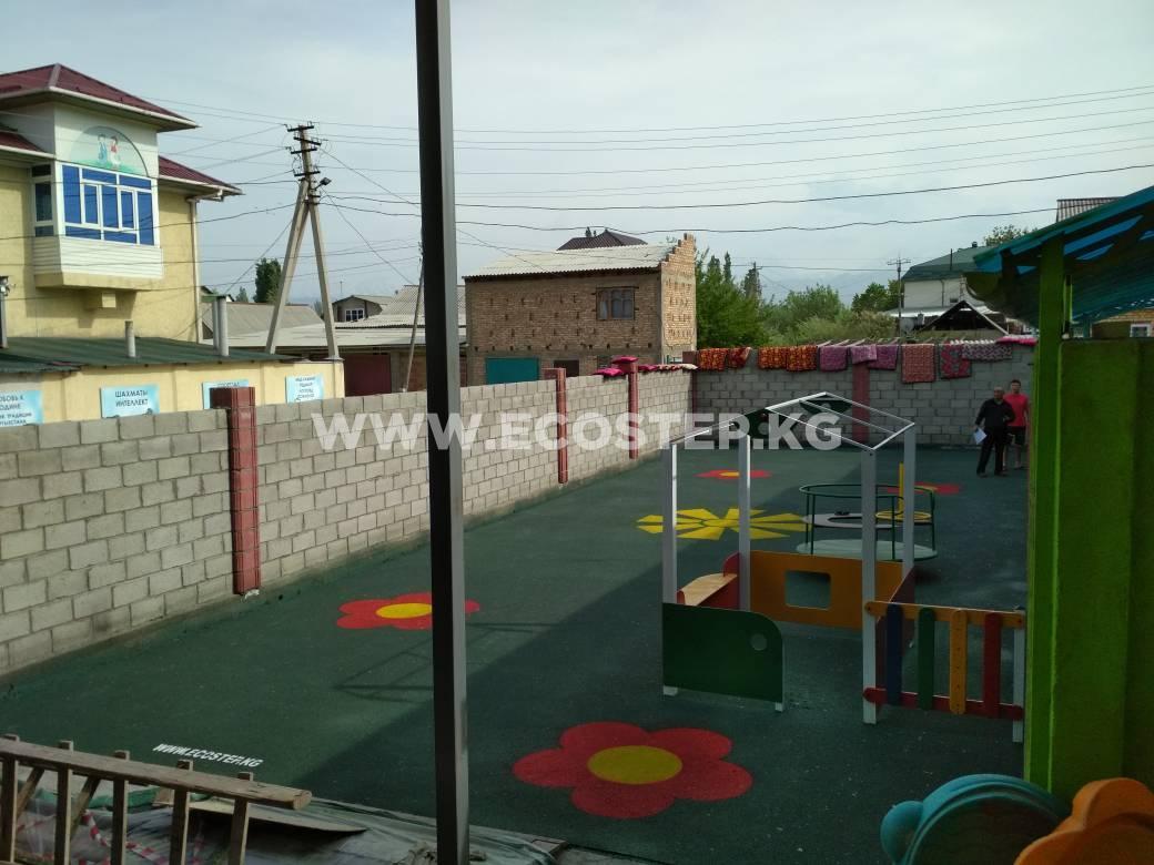 Детская площадка в детском саду «Бал-Кыял» г.Бишкек - 3