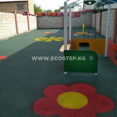 Детская площадка в детском саду «Бал-Кыял» г.Бишкек - 1
