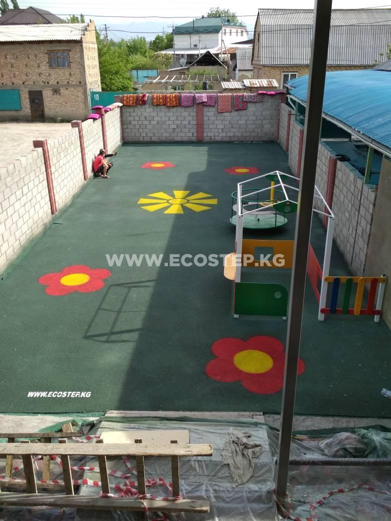 Детская площадка в детском саду «Бал-Кыял» г.Бишкек - 2