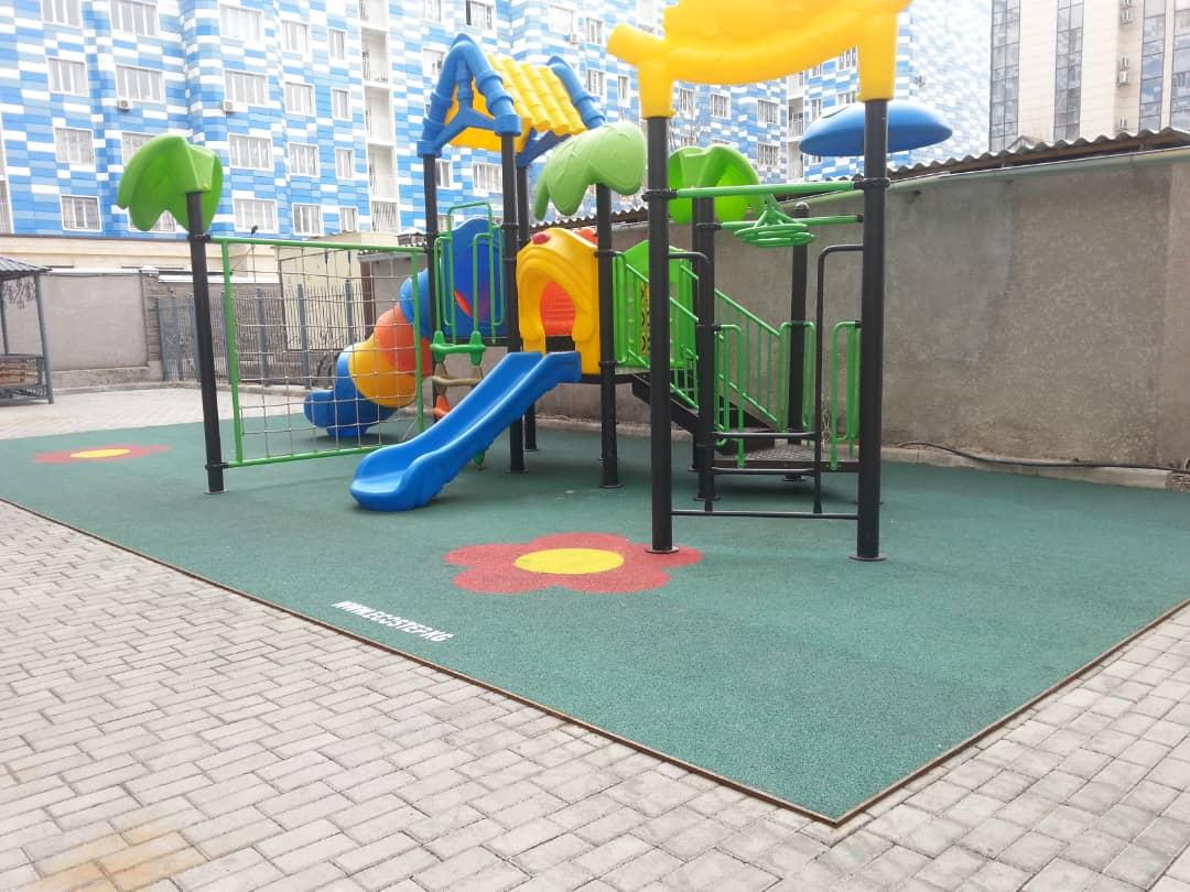 Детская площадка для СК Елизавета - 1