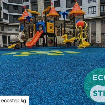 Детская площадка в ЖК Империал - 2