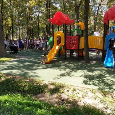 Детская площадка на бульваре Эркиндик 2 - 1