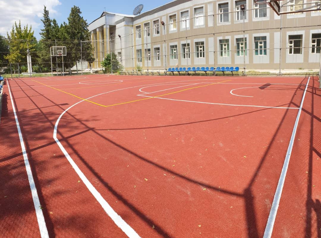 Универсальная площадка в УВКГ 23 имени Гетте - 3